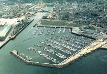 Cherbourg port driving in europe eurobreakdown - Rosslare ferry port arrivals ...