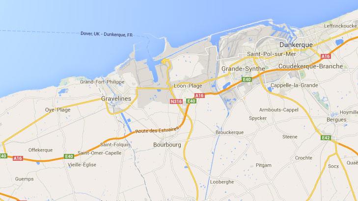 Dunkirk Port Driving in Europe Eurobreakdown