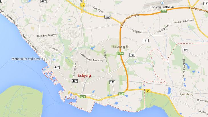 Esbjerg Port | Driving in Europe | Eurobreakdown