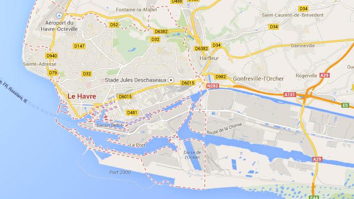Le Havre Port Driving in Europe Eurobreakdown
