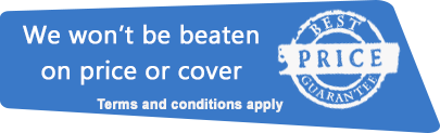 Best price guarantee on European breakdown cover